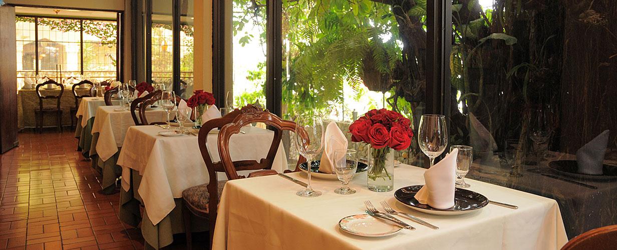 The Most Elegant Restaurant In Puerto Rico